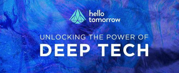 Hellow Tomorrow Global Summit - Deep Tech Week