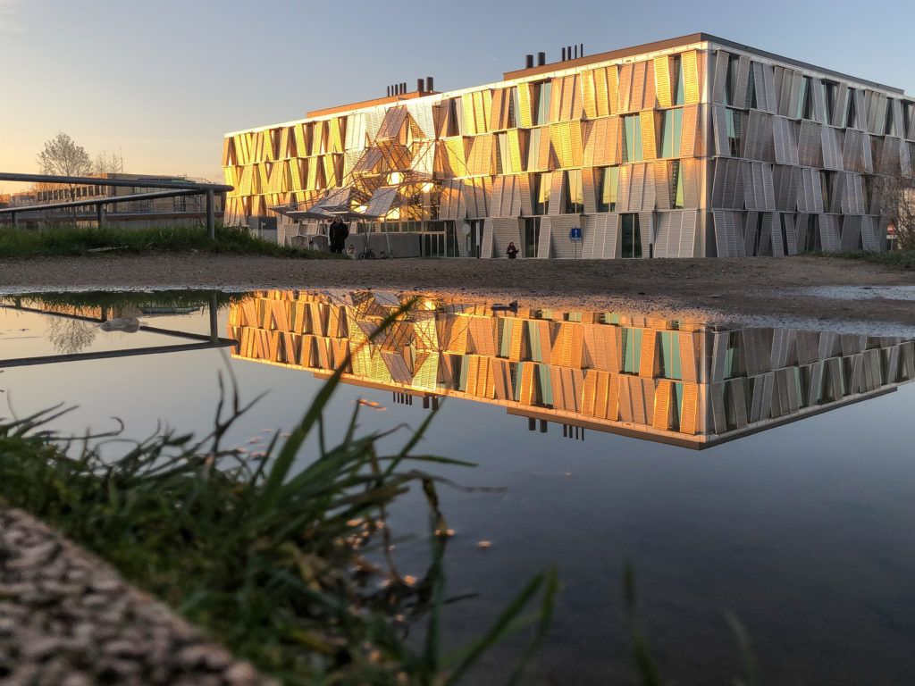 EPFL Mechanical Building