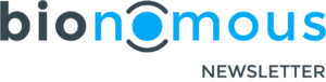 Bionomous logo for newsletter