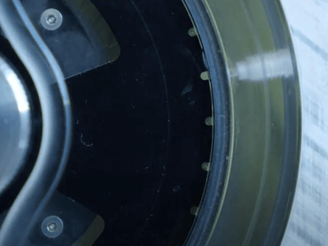 EggSorter wheel for the individualilsation of the samples