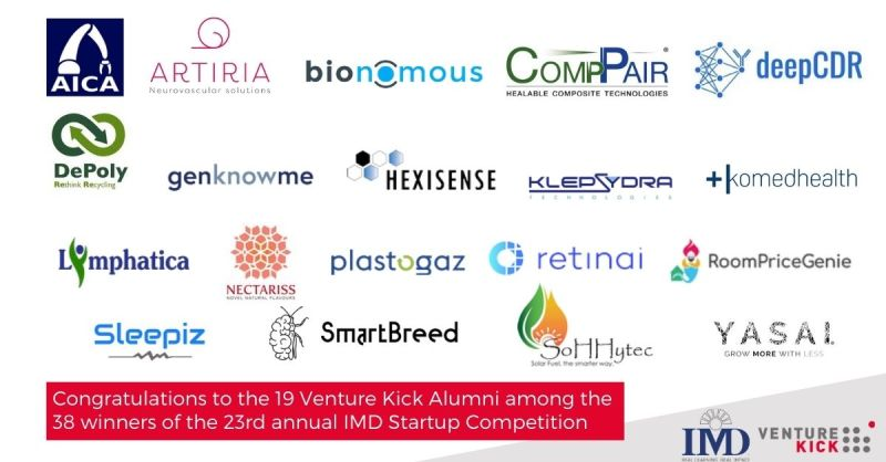 IMD Startup Competition