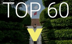 W A de Vigier Foundation Top 60 startups pitch