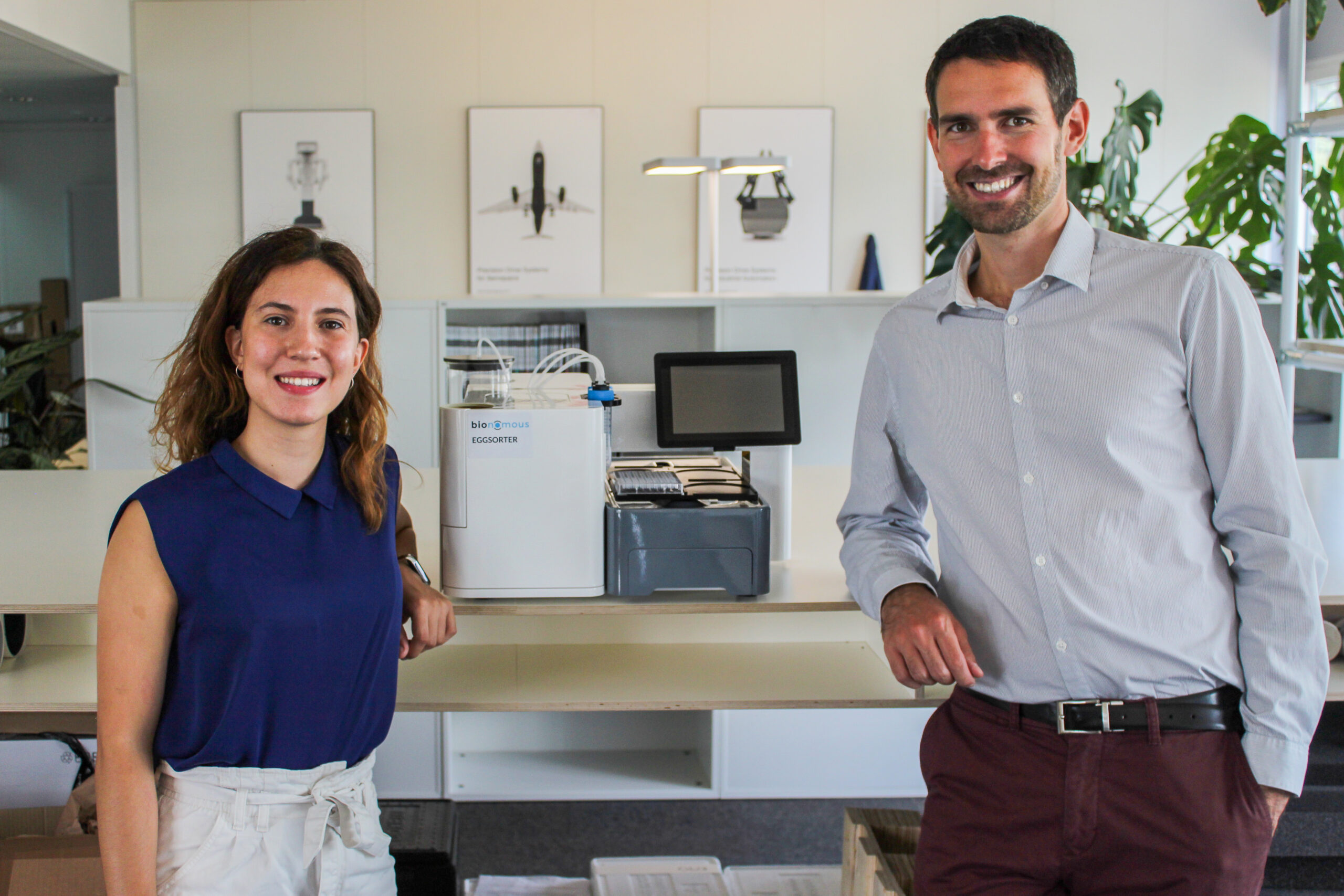 BIONOMOUS raises CHF 1.3 million Seed funding in a round led by Nivalis Group